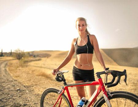 velo pour femme sport